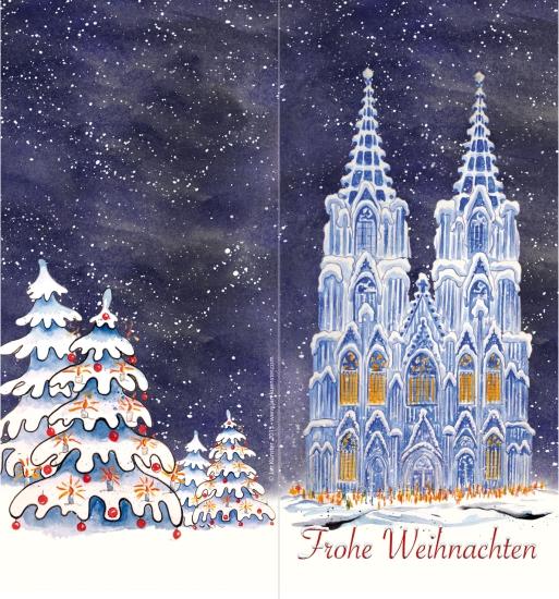 Weihnachten Animation.Greeting Card Frohe Weihnachten